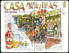Casa Maravillas en Malasaña | joaquín González Dorao