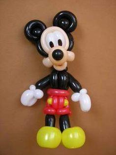 View portfolio entry: Ballonkunstenaar Patrick