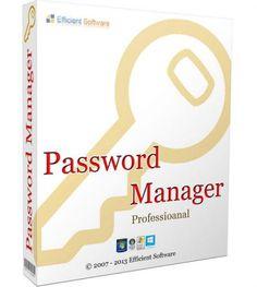 Efficient Password Manager Pro 5.22 Build 526 Multilingual   Portable