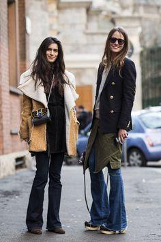 Meine Streetstyle-Favoriten aus Mailand, frisch geknipst von Sandra Semburg - Journelles