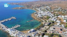 Piso Livadi @ Paros island , Greece !!! Paros Greece, Paros Island, City Photo, Greek Islands, Water, Landscapes, Outdoor, Travel Destinations, Viajes