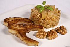 Gersli egytálétel grillezett patiszonnal ~ Receptműves Quinoa, French Toast, Breakfast, Food, Bulgur, Morning Coffee, Essen, Meals, Yemek
