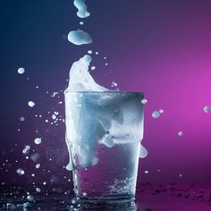 Patrizio Lari #watersplash #liquids #drops #splash #soda