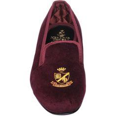 99c11dfdeaa Herring Monarch in navy velvet. Herring shoes