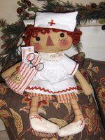 Prim Nurse Annie Dollie