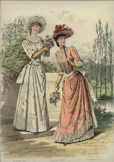 Reue de la Mode 1889