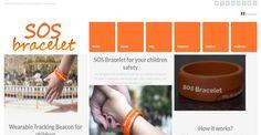 Site prezentare device  http://sos-bracelet.com