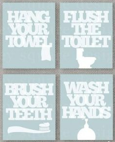 Bathroom wall decor for-the-home