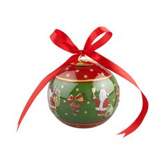 christmas ball with santas.png ❤ liked on Polyvore featuring christmas, christmas ornaments, fillers, home and natal