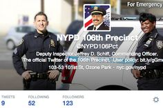 NYPD Commanding Officer Who Tweeted 'Release Alerts' Is Back on ...