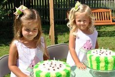 Best Kids Parties: Watermelon Picnic