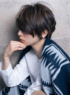 ミニマムショート(髪型ショートヘア)