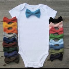 For my future baby boy! Never too young to be classy!