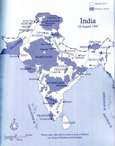 A Map Showing The Expansion Of The Mughal Empire In The 16th Century