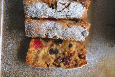 Favorite Fruitcake via @kingarthurflour ----,for old times sake.