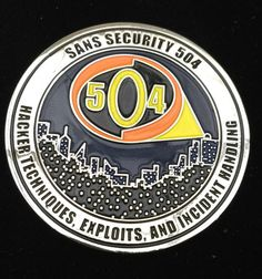 #SEC504 Hacker Techniques, Exploits and Incident Handling