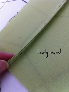 The Stitchinator - How to Sew French Seams