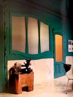 80s interior   Fernando Amat , Barcelona   Architecture by Gaudi by kara