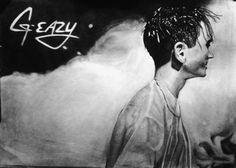 G-Eazy pencil draw