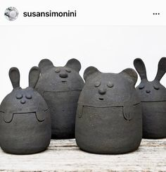Image gallery – Page 420171840231049002 – Artofit Pottery Bowls, Ceramic Pottery, Pottery Art, Pottery Animals, Ceramic Animals, Ceramic Boxes, Ceramic Clay, The Potter's Hand, Clay Projects For Kids
