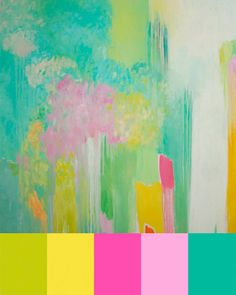 CMYLK: Natalia Romans Abstract Oil Paintings in art  Category