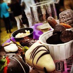 Food & Wine festival #gluttony. #chocolate #sugar