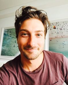 Dressing Your Truth Type 3 Daniel Lissing Daniel Lissing, Hallmark Holiday Movies, Jack Thornton, Good Looking Actors, Jack And Elizabeth, Erin Krakow, Happy New Year Everyone, Best Shows Ever, Celebrity Photos