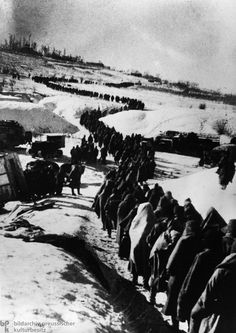 After the Battle – Surviving Members of the 6th Army (February 1943)