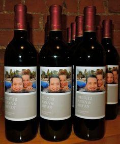 73 best Wine Bottle Labels images on Pinterest | Wine bottles ...