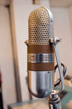 Circo Perrotti Vintage Recording Studio.