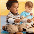 Games to Play with Babies - Activity Ideas for Newborns to 1 Year Olds