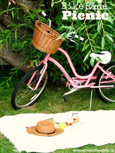 How about a bike ride picnic this weekend?  Source: Echoes of Laughter