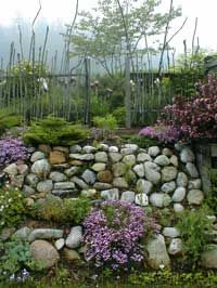 Follies & Fences: The northern Michigan gardens of Suzanne Dalton & Clyde Foles