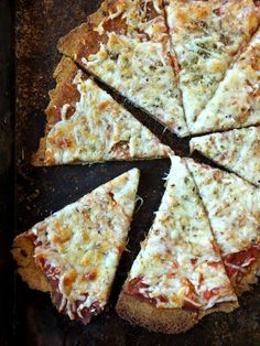 Cassava Flour Pizza Crust | Cook It Up Paleo