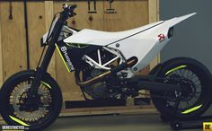 More Awesome Pictures of the Husqvarna 701 Concept [Photo Gallery] - autoevolution for Mobile