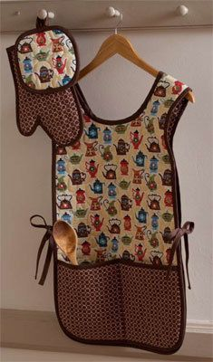 10 Free Apron Patterns                                                                                                                                                     More
