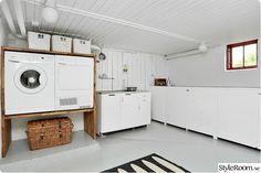 Huset - Hemma hos Aleks på StyleRoom.se