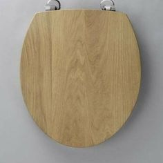 Roper Rhodes Solid Wood Soft Close Toilet Seat Walnut 6240