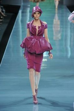 Christian Dior haute couture fall winter 2008
