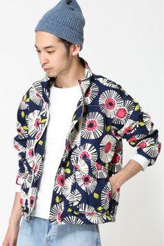 Battenwear /バテンウエア:Weekend Jacket/ブルゾン