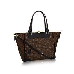 672b0360deb4 Estrela Luxury Handbag in Monogram Canvas