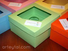 haz tu propia caja