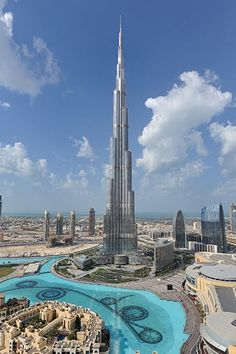 Dubai vacations Illustration Description You'll see Dubai from above on the observation deck of the Burj Khalifa, the world's tallest building. In Dubai, Visit Dubai, Dubai City, Dubai Uae, Dubai Hotel, Dubai Vacation, Dubai Travel, Dream Vacations, Dubai Trip