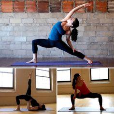Yoga Sequence For Slimmer, Sculpted Inner Thighs - www.fitsugar.com