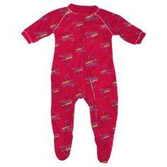 St. Louis Cardinals Baby Sleeper