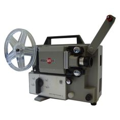 Cine Projector - we used to spend hours watching the family films one of these Prop Hire, Movie Projector, Jack In The Box, Movie Camera, Great Memories, Gopro, Freeze, Nostalgia, Photo And Video