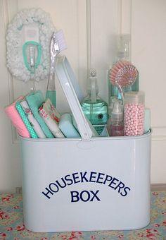 My Housekeepers box
