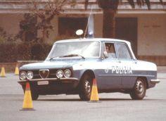 Alfa Romeo Giulia Nuova Super Polizia