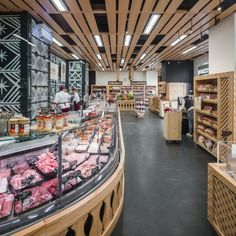 Romanian Flavours Store by studio AE, Bucharest – Romania » Retail Design Blog