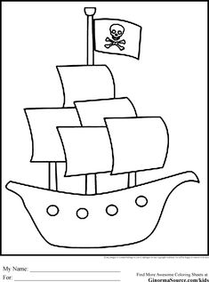 Pirate Ship Coloring Sheets cartoon pirate ship pirate ship coloring pages become one Pirate Ship Coloring Sheets. Here is Pirate Ship Coloring Sheets for you. Pirate Coloring Pages, Coloring Pages To Print, Coloring For Kids, Coloring Pages For Kids, Coloring Books, Colouring, Cartoon Pirate Ship, Pirate Ship Drawing, Boat Drawing